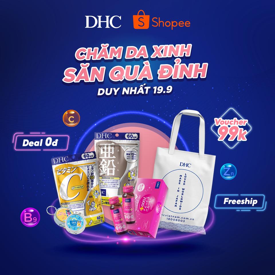 [DHC] Khuyến mãi – mã giảm giá – săn deal hot cùng DHC